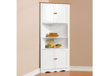 Esquineros para sala mueble esquinero con luz de madera for Armario esquinero ikea