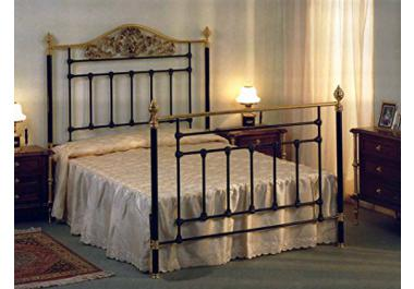 Cama antigua compra barato camas antiguas online en livingo - Camas de forja antiguas ...
