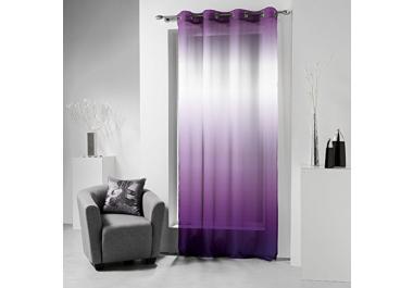 Cortina transparente compra barato cortinas for Cortinas transparentes salon