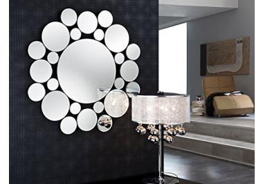 Espejo decorativo compra barato espejos decorativos for Espejos pared baratos online