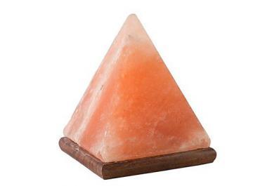 Lámparas de Cristal de Sal