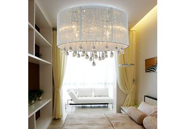 Lámparas de Techo de Cristal