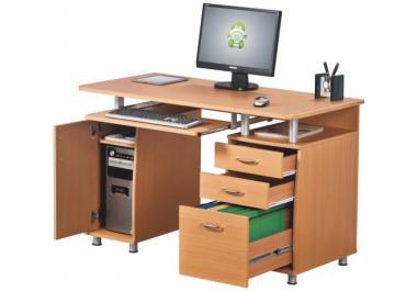 Mesa de ordenador compra barato mesas de ordenador for Mesa ordenador pequena