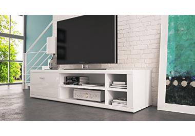 Mesa tv blanca compra barato mesas tv blancas online en - Mesas para tv ikea ...