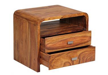 Mesita de noche de madera maciza compra barato mesitas - Mesitas de noche rusticas ...