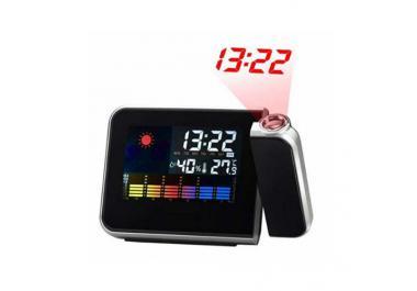 Reloj con Proyector