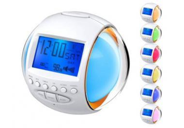 Reloj Radio